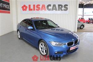 2013 BMW 3 Series sedan 330d A/T (G20)