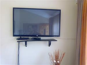 "JVC 50"" TV For Sale"