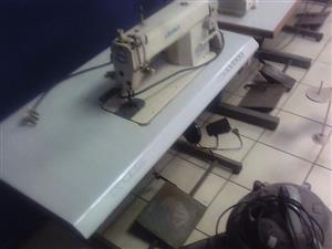lndustrial sewing machine