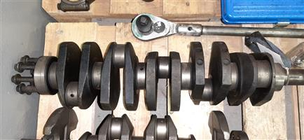 Land Rover Discovery TD5 HRC2698 - Crankshaft For Sale!