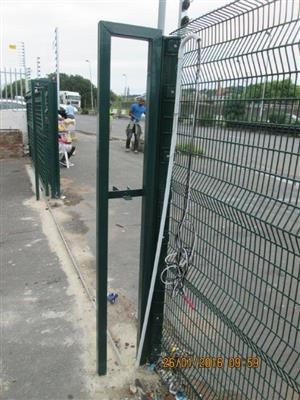 mesh gate and electrical fence for sale