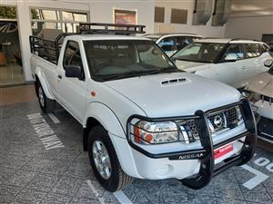 2019 Nissan NP300 Hardbody 2.5TDi Hi rider