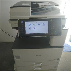 Ricoh MP2553 A3 A4 Black and white Copier, Printer, Scanner