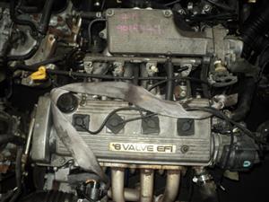 TOYOTA COROLLA 180I 16V ENGINE (7AFE) R12000