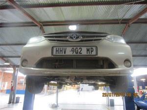 2014 Toyota Etios sedan 1.5 Xi
