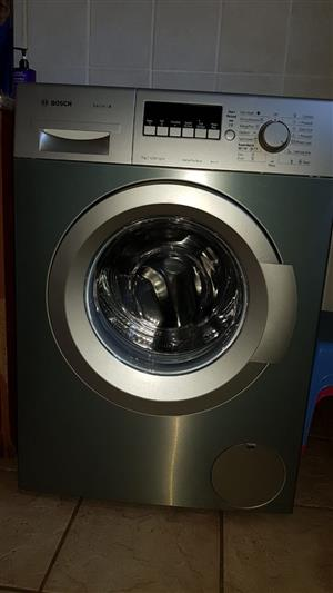 Bosch Series 4 Washing Machine
