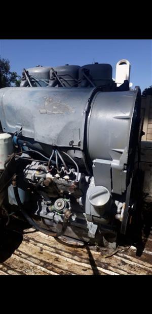 Deutz Engine 3FL 912 for Sale.
