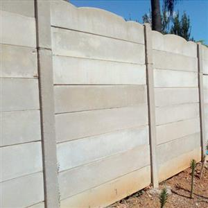 Precast Slabs (Wall Fencing) for sale.