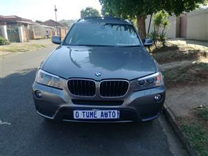 2013 BMW X3 xDRIVE 20d (G01)