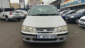 2007 Hyundai Matrix 1.8 GLS