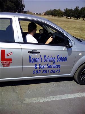 Karen's Driving School & Taxi Service