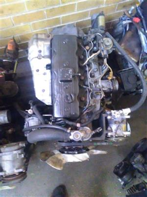 Mazda HA T30 ENGINES