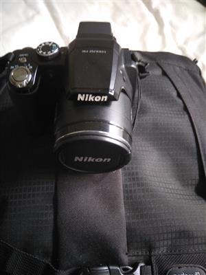 Nikon P90 Coolpix Camera