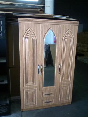 new 3 doors wardrobes