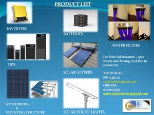 Solar and Electrical Supply