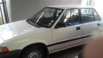 1987 Honda Ballade 1.5 Comfort automatic