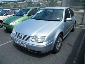 2002 VW Jetta 1.6 Comfortline automatic