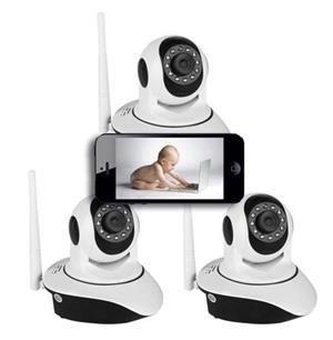 Spy Shop Black Friday 2019 - 3 Pack Nanny Cameras for Smartphones
