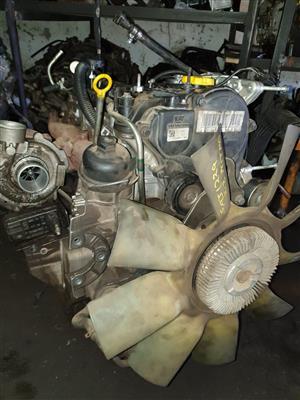 2.8 DODGE NITRO ENGINE