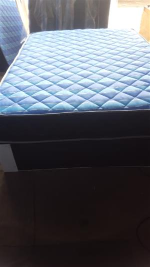Brand new double bed base & mattress sets for R950 each