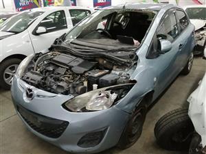 2013 Mazda 2 Mazda hatch 1.3 Active