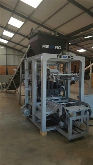 New RS5-2.5 Brick & Block Making Machine