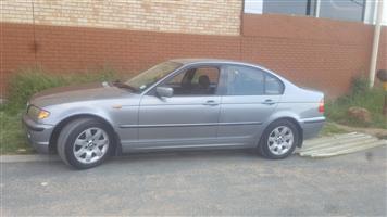 2005 BMW 3 Series sedan 320D M SPORT LAUNCH EDITION A/T (G20)