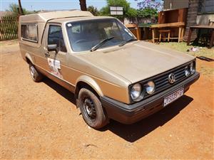 1985 VW Pickup