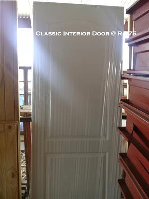 New Classic Interior Door