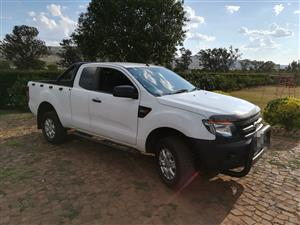 2012 Ford Ranger 2.2 SuperCab Hi Rider XL