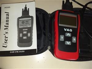 vag 405 diagnostic scanner