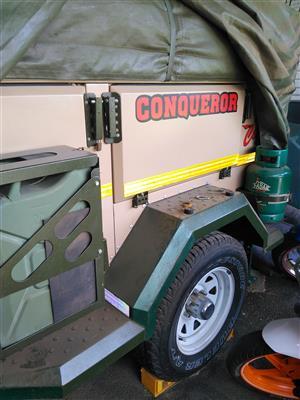 Congueror Courage 2012