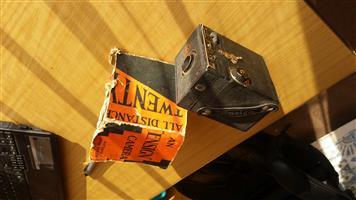 1936 Ensign Camera