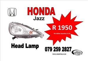 HONDA JAZZ  HEADLAMP R1950  CALL OR WATT APP  079 259 2827