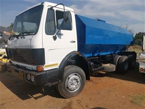 16000 Liter Water Cart for Hire.