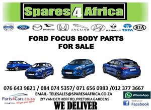 FORD FOCUS BODY PARTS