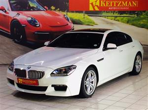 2014 BMW 6 Series 650i Gran coupe M Sport