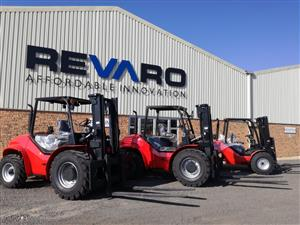 Revaro AT50D 5Ton All Terrain Forklift (2 Stage)