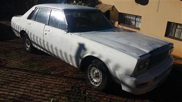 1981 Nissan Laurel