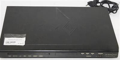 Diamond dvd player in box black S037551A #Rosettenvillepawnshop