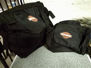 Harley Davidson Traveling Bags