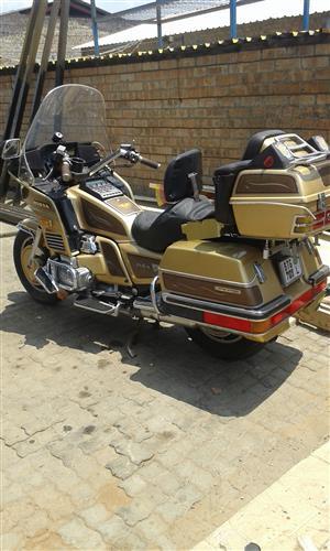 2001 Honda Goldwing
