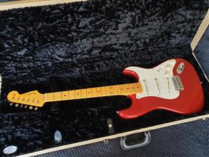 Fender Stratocaster - Eric Johnson Signature - Limited Candy Apple Red