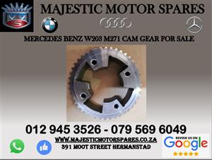 Mercedes benz w203 M271 cam gears for sale