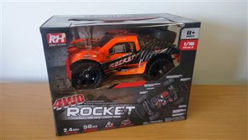 Rc Remo Rocket