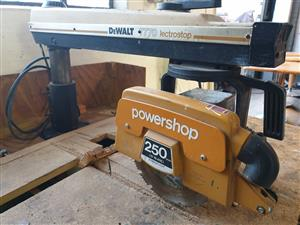 Radial Arm Saw