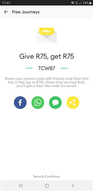 Ride for free!! Bolt Taxify promo code HP8YC or TCWB7