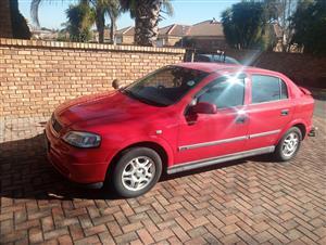 2001 Opel Astra 1.6 Enjoy