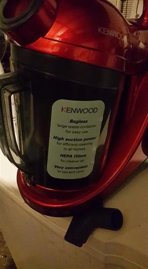 Kenwood waste container