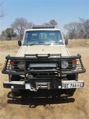 2006 Toyota Land Cruiser 70 series 4.2D